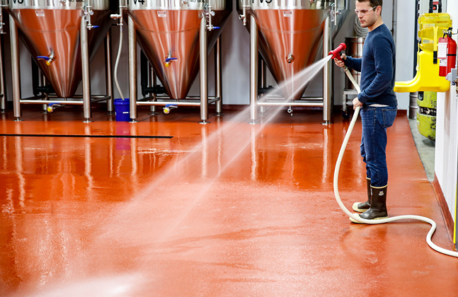 Flooring Advice for India's Booming Brewery Sector