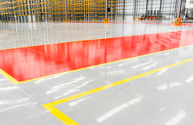 Flowcrete India's Warehouse Flooring Toolkit