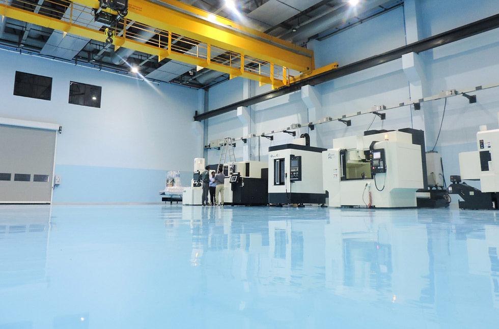 Industrial Flooring, Decorative Resin Floors & Hygienic PU