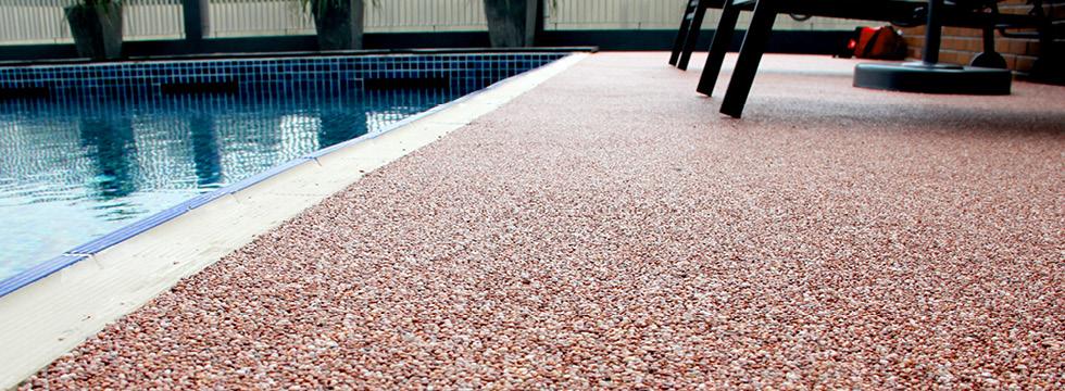 Rustik Naturewalk Seamless Stone Resin Flooring
