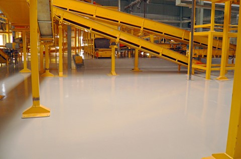 Flowcrete Resin Flooring Provides Peak Performance