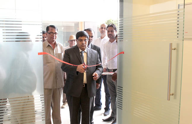 Indian Office Opens
