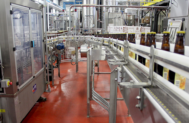Brewery Flooring Advice for International Beer Day
